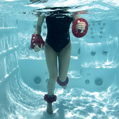 Best Swim Spa Exercise Routine Guide Image